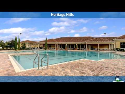 Lennar Orlando's Heritage Hills Community Tour (Active Adult)