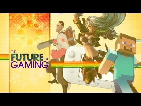 Free To Play, User Mods, Motion Controls and the LEAP Interface - The Future of Gaming Episode 1