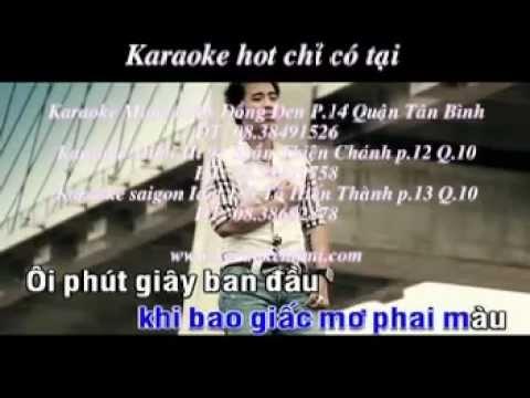 Em thi khoc toi thi dau - Akira Phan - Karaoke.mpg