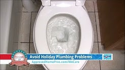 6 Tips To Avoid Plumbing Problems This Holiday Season