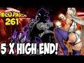 Mirko VS High End Nomu + The SHIELD HERO! - My Hero Academia Chapter 261 Review (Spoilers)