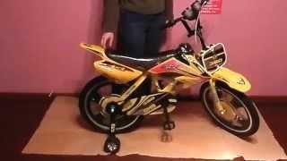 Видео велосипед. Детский велосипед мотоцикл(Выбрать велосипед ребенку BMW.Детский велосипед мотоцикл.Мир велосипедов пополнился уникальным детским..., 2015-03-30T22:32:47.000Z)