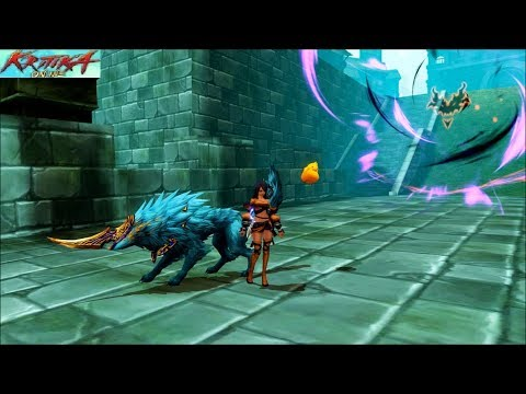 Kritika Online Wolf Guardian Gameplay Part 21: Bronzegate