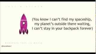 Justin Bieber Backpack  Journal  Ft  Lil Wayne Lyrics Video
