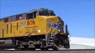 Union Pacific Railroad has a Sparta Remix