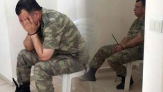 Edirne'de zırhlı birlikleri kışladan çıkartan yarbay gözaltına alındı