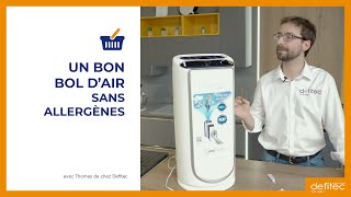 #Allergies #pollen Comment purifier l'air de la maison ?