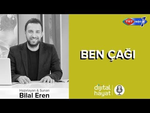 09.11.2018 | Dijital Hayat Bölüm196 - TRT RADYO1 I Ben Çağı