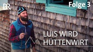 Baixar Neue Heimat: Luis wird Hüttenwirt 3/12   Bergmenschen   Bergauf-Bergab   Doku   BR