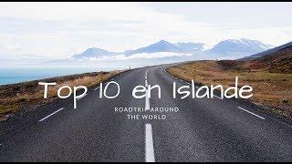 TOP 10 en Islande - Quoi voir en Islande en mode Road Trip