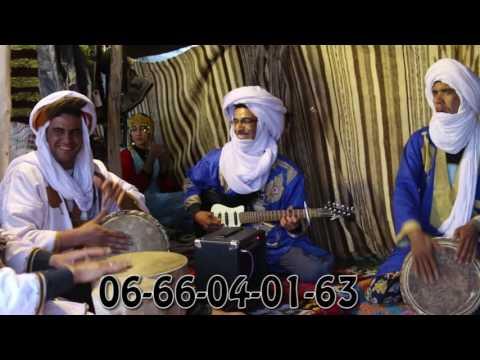 Groupe musique de Ouzina - Taous a Rabat - Mahaj Riad