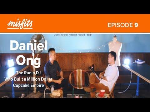 Daniel Ong (Full) | The Radio DJ Who Built a Million Dollar Cupcake Empire