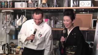 萬田久子、ベリッシモ・フランチェスコ/『最後の晩餐』公開記念《料理...