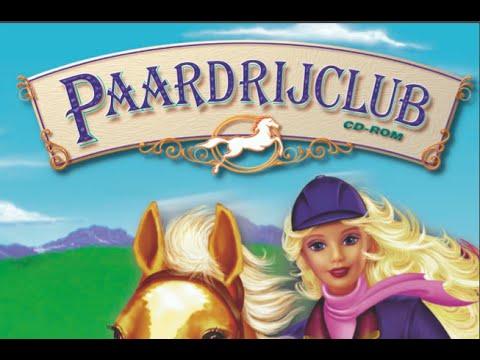 Barbie Paardrijclub (1998)