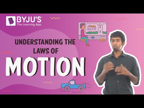 Class 6-10 - Understanding Laws of Motion