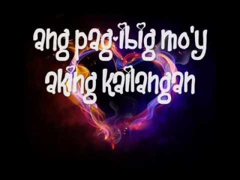 Pagdating ng panahon aiza seguerra lyrics karaoke it will rain