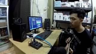 ISK DS1 soundcard mixer