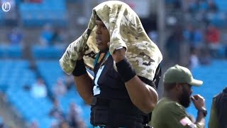 Carolina Panthers, Tepper welcome veterans, military to Bank of America Stadium