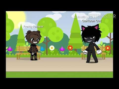 Cartoon Cat Vs Freddy Fazbear