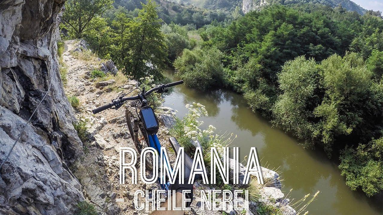 Cheile Nerei: Cascada La Vaioaga si Beusnita - YouTube   Cheile Nerei