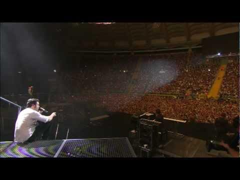 Tiziano Ferro - Ti scatterò una foto (Live in Rome 2009) DVD