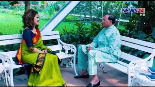 Je Jole Aagun Jole - Samia Rahman with Moudud Ahmed যে জলে আগুন জ্বলে- মওদুদ আহমেদ on News24