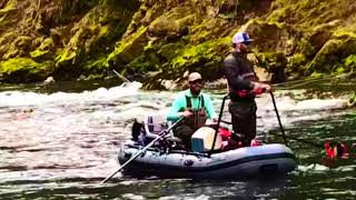 Dave Scadden's Dragonfly XTC3 Pro Guide Sol Duc Steelhead