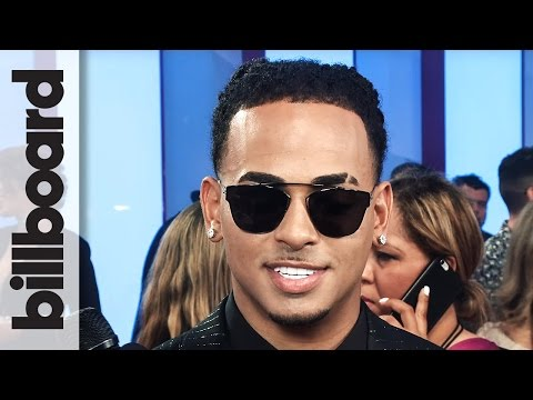 Ozuna on His First-Ever World/US Tour | Billboard Latin Music Awards 2017
