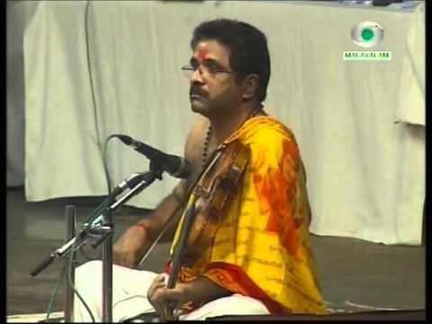 Chembai 2011 Guruvayur Flute Chalakudi Raghunath 03 Chandrajyothi Bagayanayya T