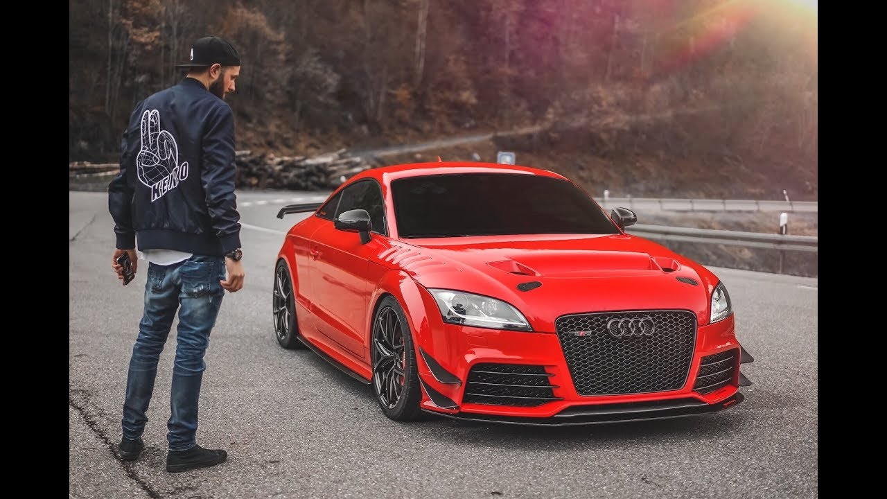meet the terrifying 700hp audi tt rs youtube. Black Bedroom Furniture Sets. Home Design Ideas