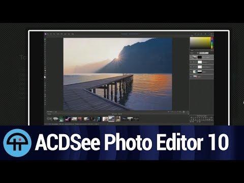 App Pick: ACDSee Photo Editor 10