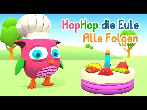 Hophop die Eule.