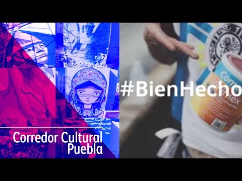 Corredor Cultural Puebla - Teaser 1