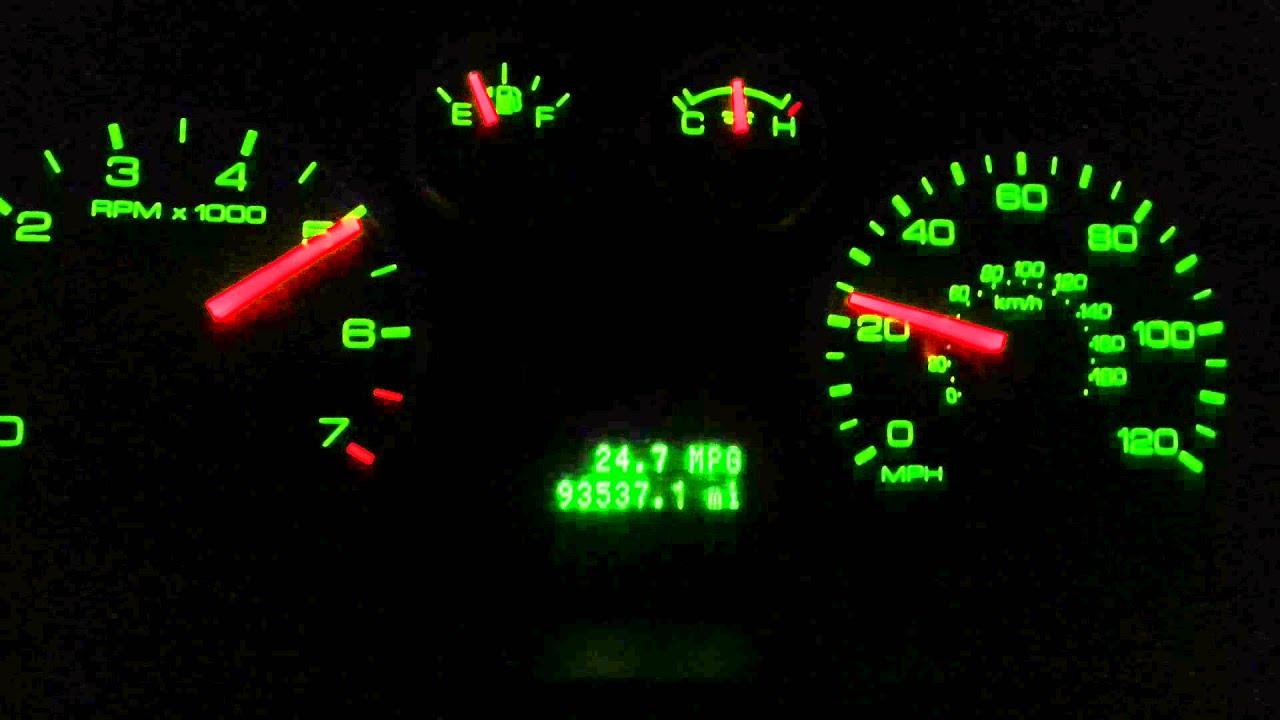 2006 Ford Fusion V6 0 60