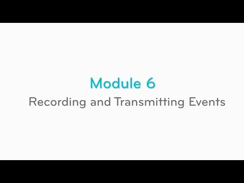 BodyGuardian Heart Video 6: Recording and Transmitting Events