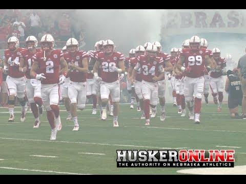 HOL HD: Nebraska Tunnel Walk vs. Northern Illinois
