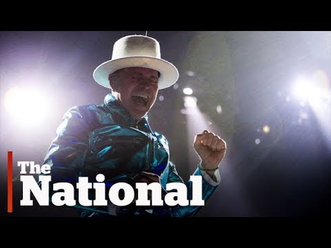Gord Downie remembered by Tom Power, host of CBC Radio's q