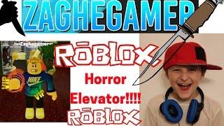 Roblox Der Horror-Aufzug Episode 1 VIP-Version