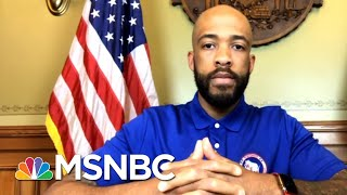 Lt. Gov. On Wisconsin GOP Forcing Voters To Polls Amid Pandemic | All In | MSNBC