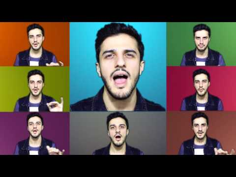 Coldplay - Hymn For The Weekend - Acapella Cover (by Guga)