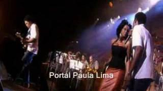 Paula Lima e Seu Jorge - Mangueira