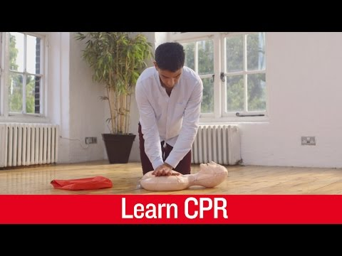 British Heart Foundation - Call Push Rescue, Learn CPR