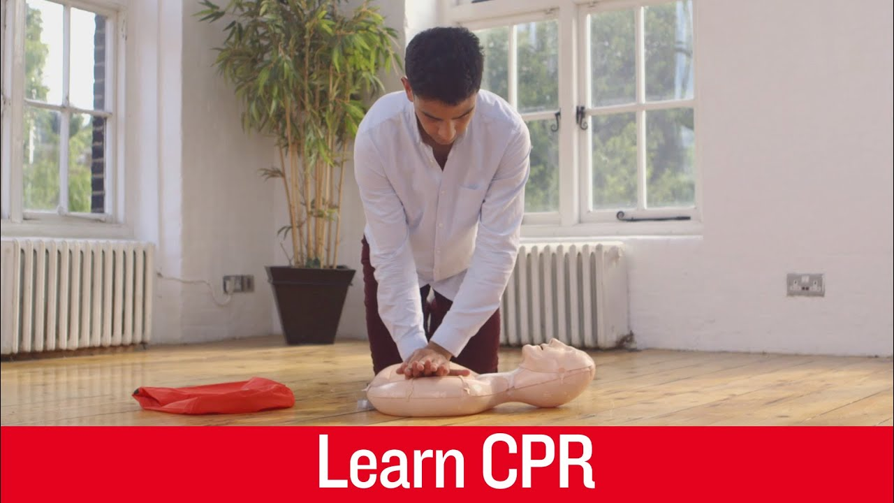 How to do CPR - British Heart Foundation