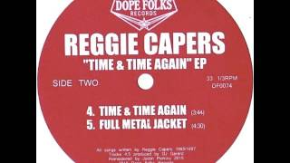 "REGGIE CAPERS ""TIME & TIME AGAIN"""