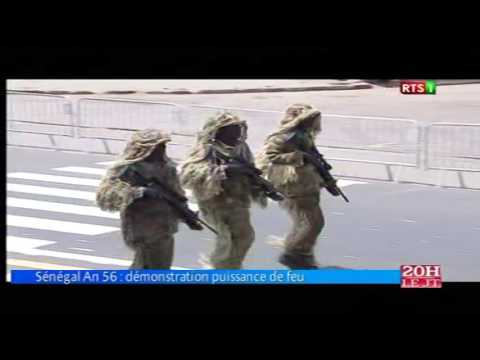 Journal Télévisé 20H de la RTS1 du lundi 04 avril 2016