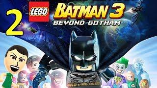 Batcave Besichtigung! - #02 - Lego Batman 3