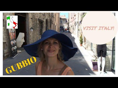 Visit Italy! Best Places Travel Tips: Gubbio (Umbria)