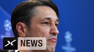 Kovac über Kimmich, Lisa Müller und Maulwürfe | FC Bayern München | SPOX