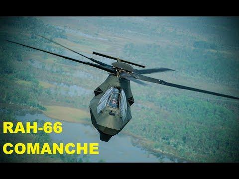 RAH-66 COMANCHE! İlk ve Tek Hayalet Helikopterin Hikayesi
