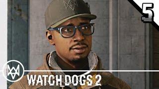 watch dogs 2 gameplay walkthrough part 5 operation haum sweet haum part 1   ps4 pro